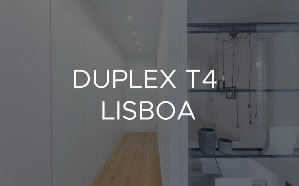 Duplex T4 - Lisboa