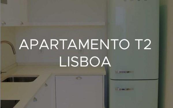 Apartamento T2 - Lisboa