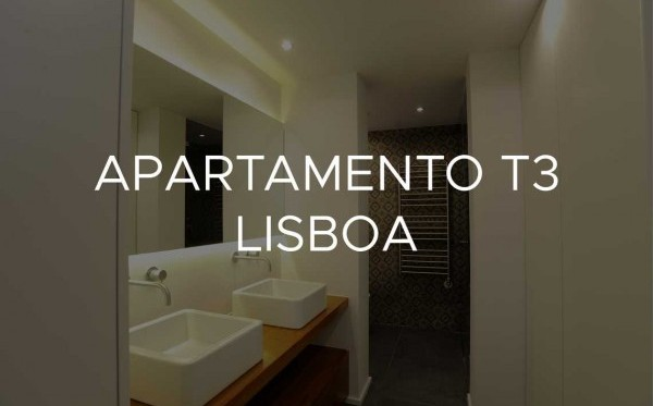 3 Bedroom Apartment in Lisbon